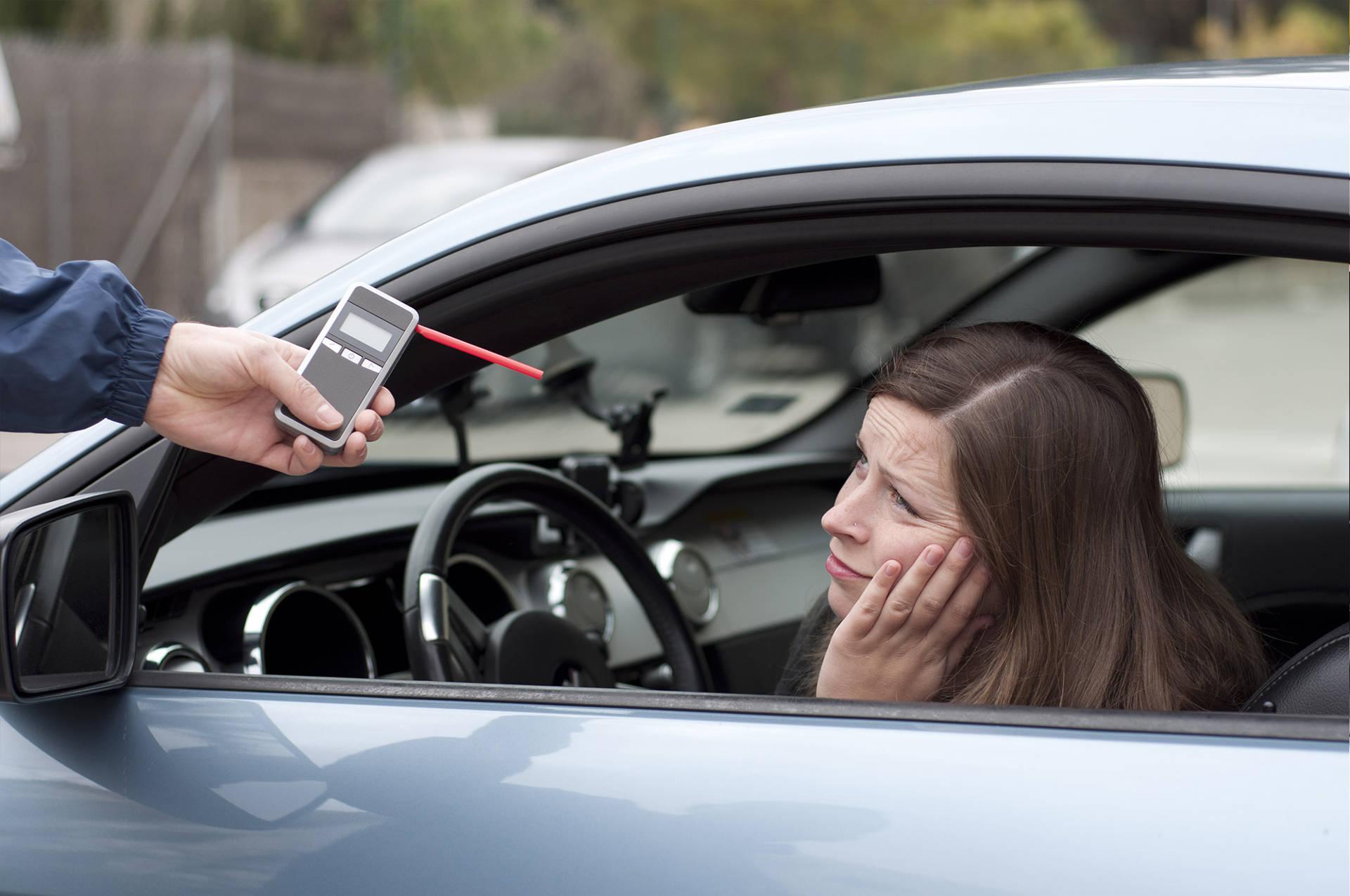 Sospensione della patente per guida in stato di ebbrezza