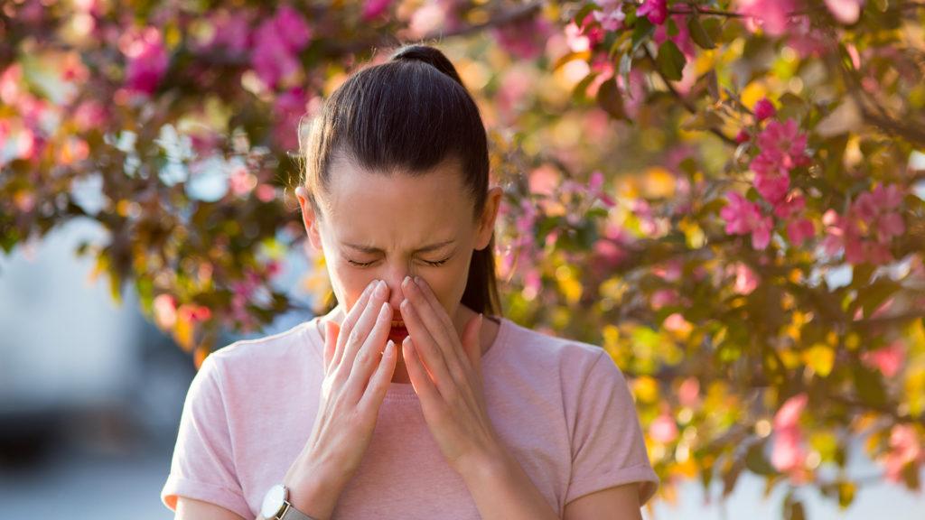 antistaminici allergie alcol test